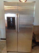 GE side By side Refrigerator in Naperville, Illinois