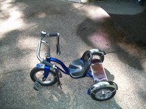 schwinn tricycle in Fort Campbell, Kentucky