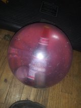 Budwieser Bowling Ball in Lockport, Illinois