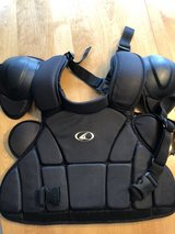 Baseball Umpire Chest Protector in Lockport, Illinois