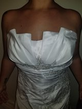 Wedding Dress & Veil in Pearland, Texas