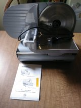 Gander Mountain Electric Meat Slicer in Lockport, Illinois