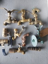 assorted brass faucet in Leesville, Louisiana