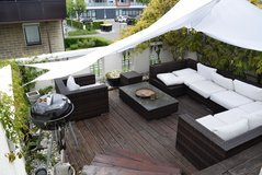 Very nice 4 room apartment with large terrace and garden in Stuttgart, GE