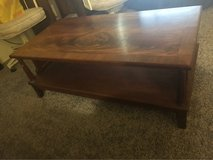 Coffee table in Fort Lewis, Washington