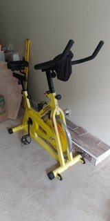 Spinner stationary bike in Fort Campbell, Kentucky