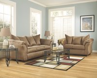"NEW! QUALITY ""COMFY"" URBAN SOFA LOVE 2PC LIVING ROOM SET! in Camp Pendleton, California"