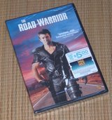 NEW Road Warrior DVD Starring Mel Gibson as Maverick in Plainfield, Illinois