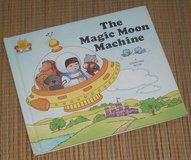 VintAge 1988 The Mafic Moon Machine Hard Cover Book in Morris, Illinois