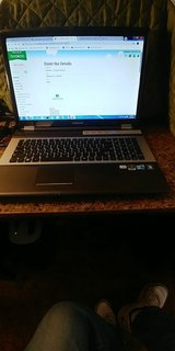 """SAMSUNG 17"""" LAPTOP in Yucca Valley, California"""