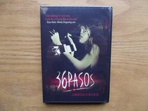 NEW 36 Pasos DVD Spanish Horror in Plainfield, Illinois