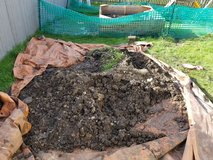 free dirt !!! want gone ASAP ! in Aurora, Illinois