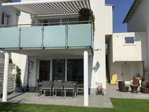 Beautifully furnished house with balcony, terrace and garden in Magstadt - AG210403 in Stuttgart, GE