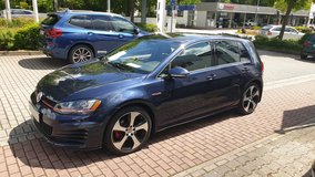 Check out this 2016 VW Golf GTi SE US spec in Stuttgart, GE