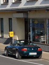 TWO+ Yrs INSPECTION (9/2021) CLASSIC '96 BMW Z3 Convertible in Ramstein, Germany