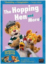 Between the Lions Boxed DVD Set (The Hopping Hens & More) in Okinawa, Japan