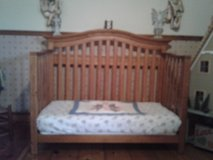 Crib/toddler bed in Plainfield, Illinois