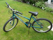 "Mt. Ascent Roadmaster 18 speed 24"" women's mountain bike bicycle in Bolingbrook, Illinois"