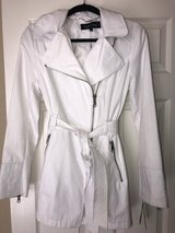 Woman's White Jacket NWT in Camp Pendleton, California