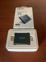 Samsung T5 500gb portable SSD in Camp Pendleton, California