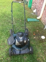 Push Lawnmower in Fort Polk, Louisiana