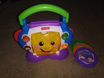 Fisher Price Laugh 'n Learn CD Player in Camp Pendleton, California