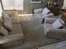 Livingroom Set (Couch & 2 Chairs) in Fairfield, California
