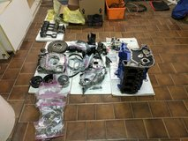 1995 Land Rover Defender full drive line cleaned ready to put together in Ramstein, Germany