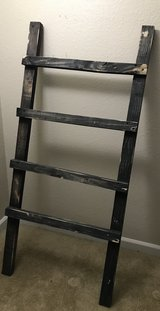 Blanket ladder in Fort Polk, Louisiana