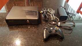 X-Box 360 with Controller in Yorkville, Illinois