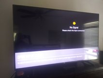 65 inch television 3 years old LG perfect in Fort Campbell, Kentucky