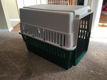 Large Dog Kennel Used Good Condition in Aurora, Illinois