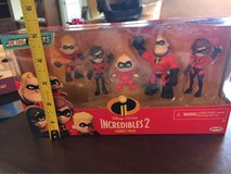 Incredibles 2 Family Pack in Plainfield, Illinois