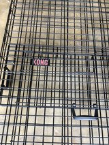 Kong Dog crate XL. -comes with floor base and padded bed in Aurora, Illinois