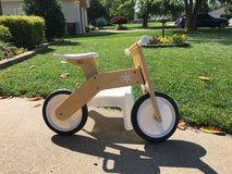 Treehaus Wooden Balance bike in Fort Campbell, Kentucky
