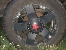 "20"" rockstar xd rims in Camp Lejeune, North Carolina"