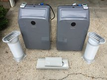 Two (2) Portable Air Conditioning Units in Fort Polk, Louisiana