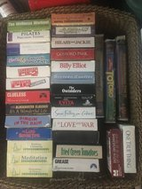 VHS Video Movie Assortment in Bolingbrook, Illinois