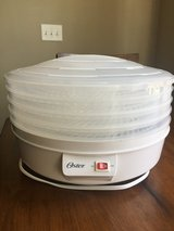 Oster Food Dehydrator - Clean! in Camp Lejeune, North Carolina