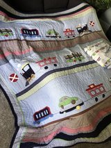 Pottery Barn Kids Boys Quilt-Queen size in Naperville, Illinois