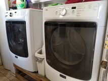 Maytag Washer and Dryer in El Paso, Texas