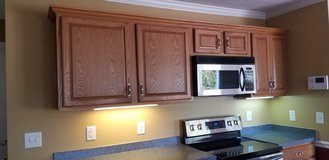Kitchen Cabinets with Counter tops and Sink in Camp Lejeune, North Carolina