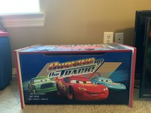 Disney CARS wooden Toy Box in Baytown, Texas