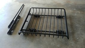 roof rack and locking cross bars in Fort Knox, Kentucky