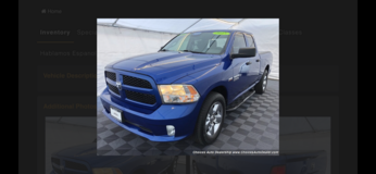 2015 Ram 1500 5.7 V-8 in Camp Pendleton, California