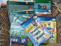 Lot of Leapfrog Leap Reader Books - Like New in Fairfield, California