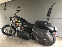 HARLEY DYNA WIDE GLIDE in Ramstein, Germany
