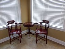 3 Piece Table and Chairs in Macon, Georgia
