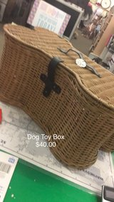 Dog Toy Bin in Fort Leonard Wood, Missouri
