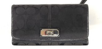 Coach wallet w/checkbook cover in The Woodlands, Texas